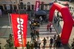 Ducati открыли мотосезон масштабным тест-драйвом! - фото 12