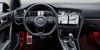 Volkswagen начал испытания нового Golf - фото 1