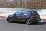 Volkswagen начал испытания нового Golf - фото 14
