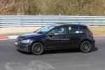 Volkswagen начал испытания нового Golf - фото 17