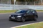 Volkswagen начал испытания нового Golf - фото 18