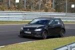 Volkswagen начал испытания нового Golf - фото 19