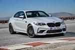 «Баварская зажигалка»: представлено 410-сильное купе BMW M2 Competition - фото 21