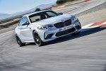«Баварская зажигалка»: представлено 410-сильное купе BMW M2 Competition - фото 34