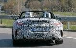 Фотошпионы раскрыли интерьер нового BMW Z4 - фото 2