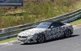 Фотошпионы раскрыли интерьер нового BMW Z4 - фото 7