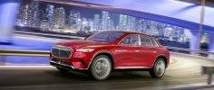 Maybach представил сверхроскошный вседорожный седан - фото 3