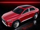 Maybach представил сверхроскошный вседорожный седан - фото 4