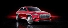 Maybach представил сверхроскошный вседорожный седан - фото 5
