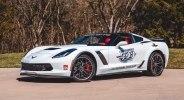 Единственную в мире коллекцию пейс-каров Chevrolet Corvette продадут с молотка - фото 11