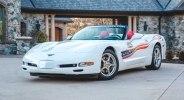 Единственную в мире коллекцию пейс-каров Chevrolet Corvette продадут с молотка - фото 3