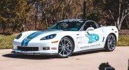 Единственную в мире коллекцию пейс-каров Chevrolet Corvette продадут с молотка - фото 9