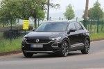 «Заряженный» VW T-Roc R замечен вблизи Нюрбургринга - фото 1