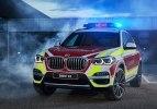 Компания BMW показала пожарный X3 и полицейский MINI - фото 5