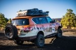 Самый большой внедорожник Nissan приспособили для экстремального туризма - фото 5
