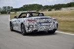 Первые официальные изображения нового BMW Z4 - фото 11