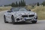 Первые официальные изображения нового BMW Z4 - фото 15