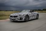 Первые официальные изображения нового BMW Z4 - фото 19