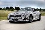 Первые официальные изображения нового BMW Z4 - фото 21