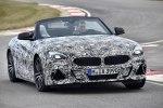 Первые официальные изображения нового BMW Z4 - фото 22