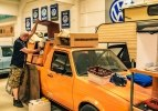 Австрийский трубочист откроет музей из 114 Volkswagen Golf - фото 3