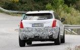 Обновленный Cadillac XT5 впервые замечен на тестах - фото 1