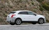 Обновленный Cadillac XT5 впервые замечен на тестах - фото 2