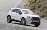 Обновленный Cadillac XT5 впервые замечен на тестах - фото 3