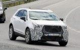 Обновленный Cadillac XT5 впервые замечен на тестах - фото 5