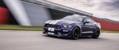 Официально представлен обновлённый Ford Mustang Shelby GT350 - фото 1
