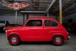 Водителям предложат уникальный Fiat 600 с роторным - фото 10