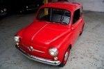 Водителям предложат уникальный Fiat 600 с роторным - фото 12