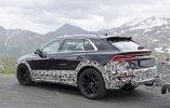 Конкурент Porsche Cayenne Turbo от Audi сбросил почти весь камуфляж - фото 10