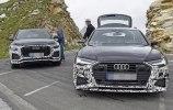 Конкурент Porsche Cayenne Turbo от Audi сбросил почти весь камуфляж - фото 11