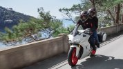 Мотоцикл Ducati покрасили в серый цвет вместо красного - фото 1