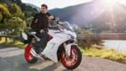 Мотоцикл Ducati покрасили в серый цвет вместо красного - фото 3