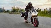 Мотоцикл Ducati покрасили в серый цвет вместо красного - фото 4
