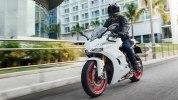 Мотоцикл Ducati покрасили в серый цвет вместо красного - фото 6