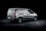 Новым Opel Combo, Citroen Berlingo и Peugeot Partner увеличили грузоподъемность - фото 12