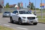 Автолюбители успели заметить обновленный Mercedes-Benz GLC во время тестов - фото 3
