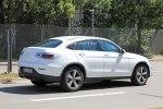 Автолюбители успели заметить обновленный Mercedes-Benz GLC во время тестов - фото 7