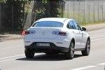 Автолюбители успели заметить обновленный Mercedes-Benz GLC во время тестов - фото 9