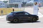 Кросс-купе Porsche Cayenne заметили на тестах - фото 11
