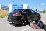 Кросс-купе Porsche Cayenne заметили на тестах - фото 3