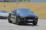 Кросс-купе Porsche Cayenne заметили на тестах - фото 7
