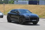Кросс-купе Porsche Cayenne заметили на тестах - фото 8