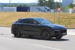 Кросс-купе Porsche Cayenne заметили на тестах - фото 9