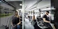 Mercedes представил электрический автобус - фото 4
