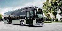 Mercedes представил электрический автобус - фото 5