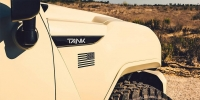 Внедорожник Rezvani Tank получил военную версию - фото 3